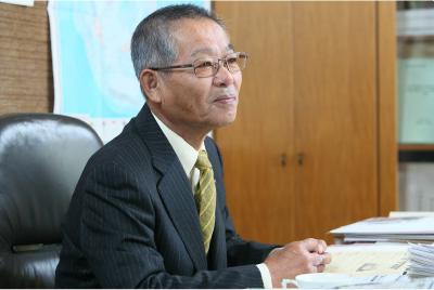 株式会社 オガワエコノス 代表取締役 小川 勲